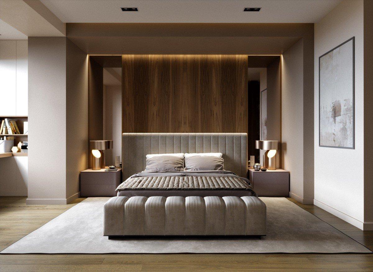 EsionSilenceProperty - Villa Vital - Lucky - Interior - Bedroom - After Renovation Design Style