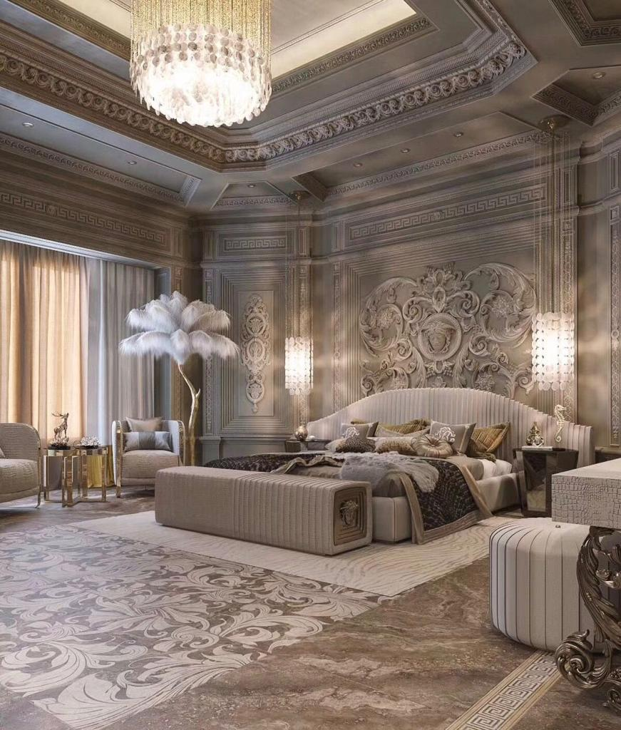 EsionSilenceProperty - Yellow Palace House - Interior - Bedroom - After Renovation Design Style 2