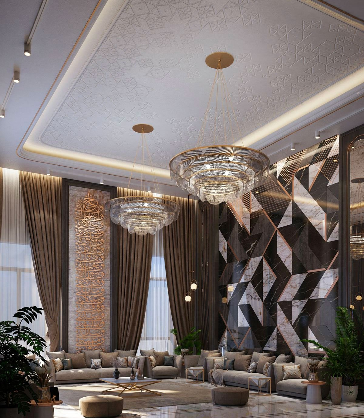 EsionSilenceProperty - Yellow Palace - Shining Star - Interior - Dining Room - After Renovation Design Style